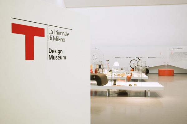 Allestimento Museo - Triennale Milano - Progetto Design in Corian - 03