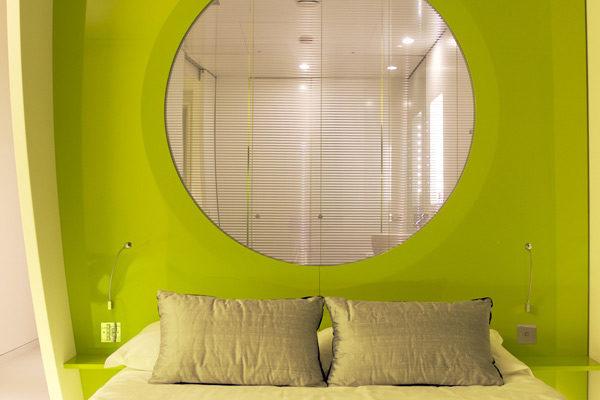 Arredamento Hotel Duomo - Design in Corian - 01