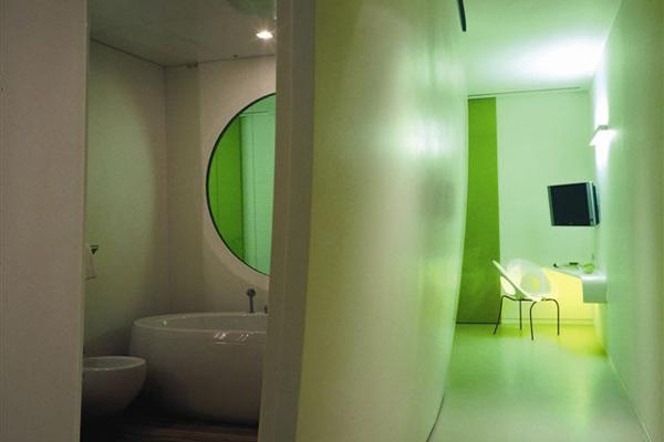 Arredamento Hotel Duomo - Design in Corian - 05