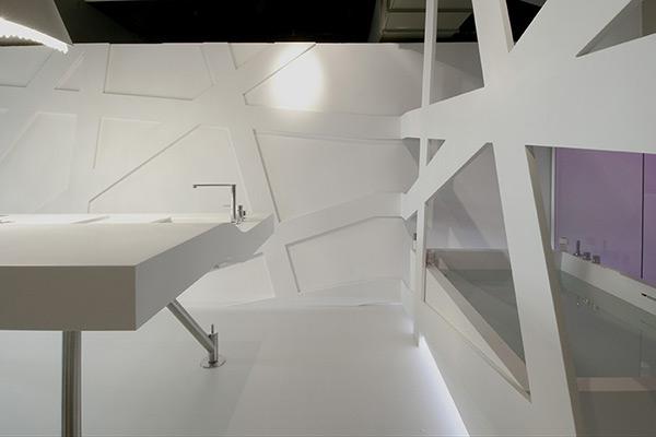 Lavorazione Hi-macs - Design urban-next 02