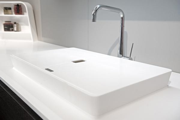 Betacryl andreoli corian solid surfaces - Mobeldesigner italien ...