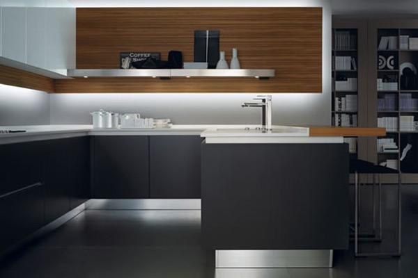 Piano cucina corian andreoli corian solid surfaces - Piano cucina in corian prezzi ...