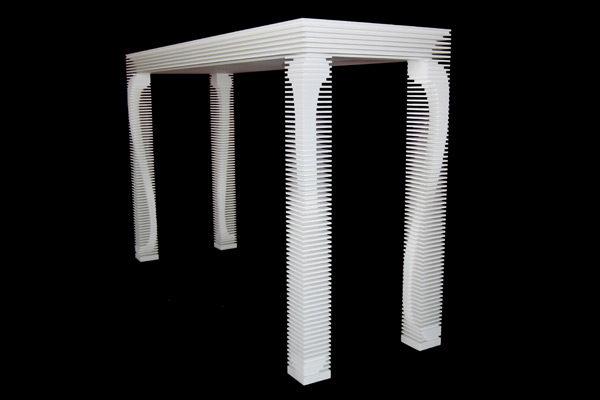 Tavolo Design in Corian - Anne 01