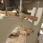 Lavorazione Corian Solid Surfaces Incollaggio