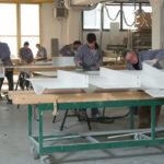 Lavorazione Corian Solid Surfaces Levigatura 03