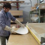 Lavorazione Corian Solid Surfaces Termoformatura 01