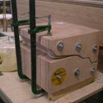 Lavorazione Corian Solid Surfaces Termoformatura 05