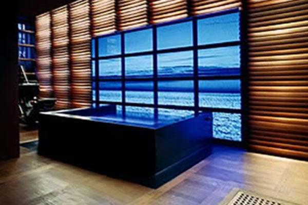 Vasca Design in Corian