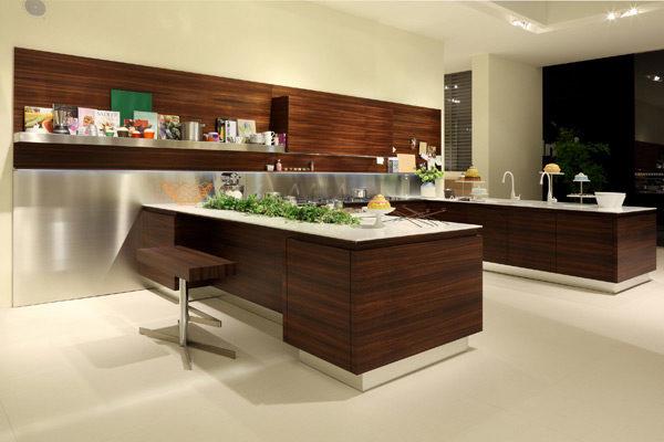 Kitchen Design in Corian 02