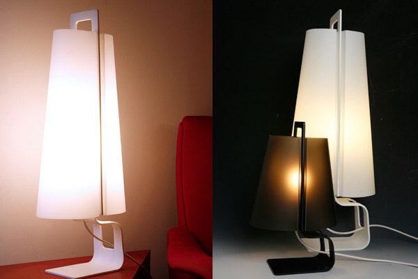 Design Lamp in Corian Status