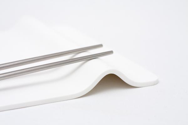 Sushi Plate in Corian Boccondivino