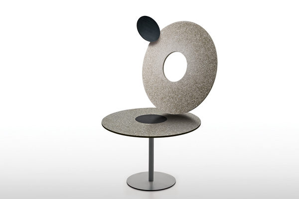 Design Tabel in Corian - Dot