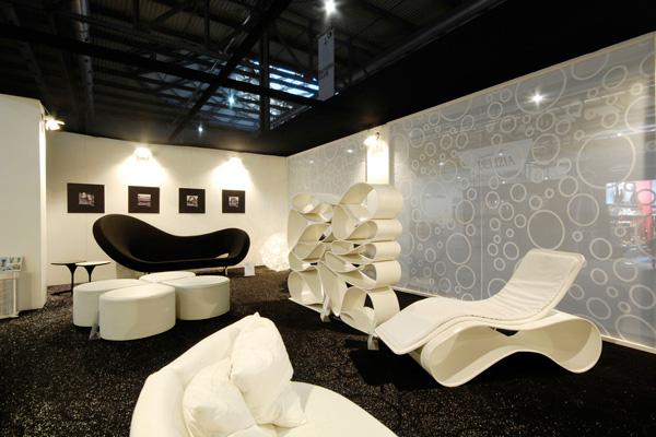 Esposizione Corian Macef 2010