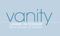 Lavabi in Corian Vanity Collection
