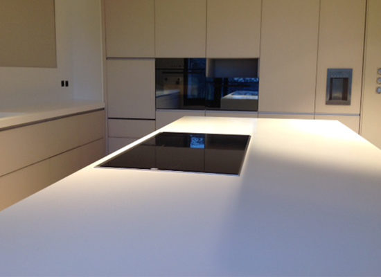 Piano Cucina Corian.Andreoli Corian Solid Surfaces