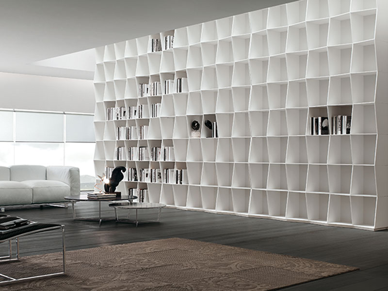 Libreria di Design in Betacryl
