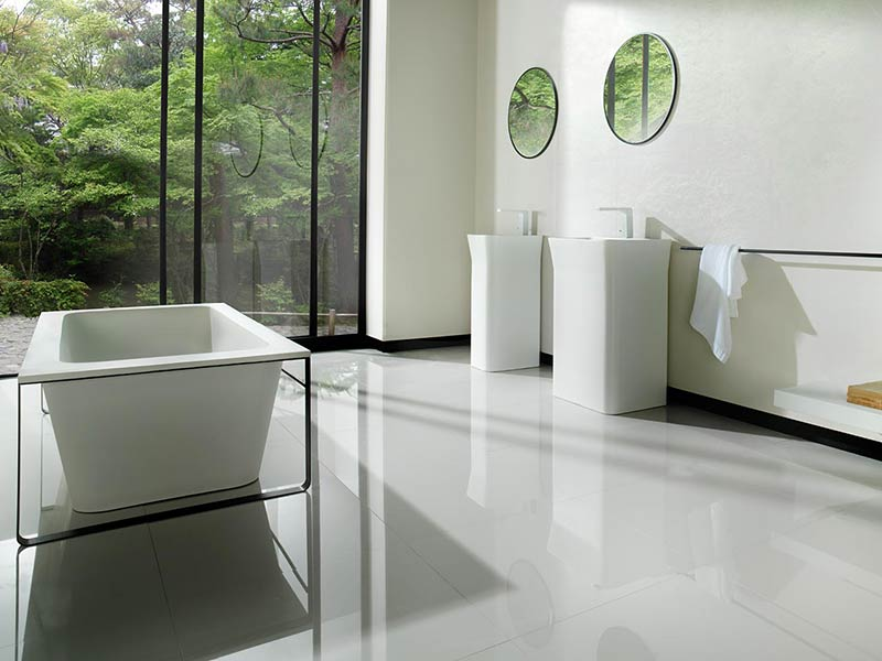Krion-Solid-Surface-Bagno-Vasca-white-pure