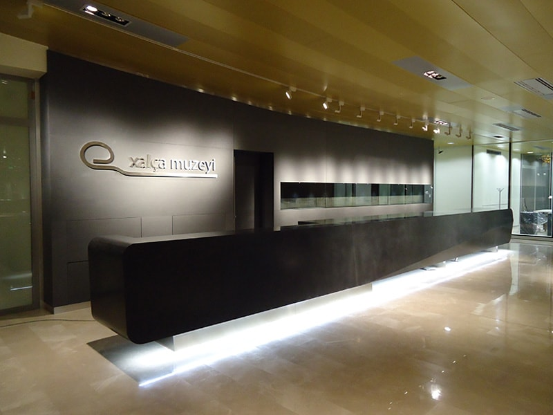 Corian® Desing Projetc | Exhibitors @New carpet Museum