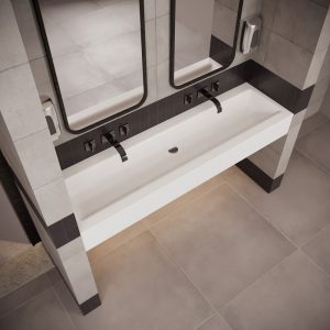 Piano Bagno Multilavabo Sloping Canale Render 03 1000x1000