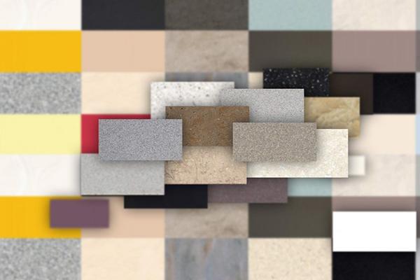 I colori di Corian® by DuPont™